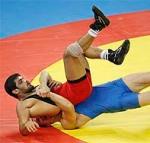 Beijing Olympics Wrestling Men