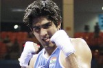 Beijing Olympics Boxing Middleweight