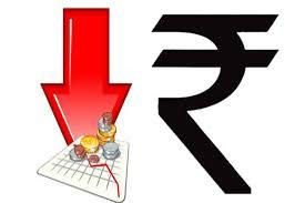 Rupee Fall